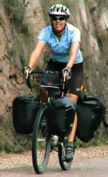 Bicycle touring has great future, because each year more and more people become really fond of cycling.