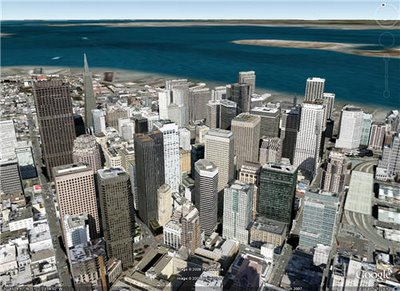 With Google Earth 4.3, see 3D buildings faster and in more cities than ever before. Now you can access hundreds of new buildings from the world's cities, including San Francisco, Boston, Orlando, Munich, Zurich and dozens more