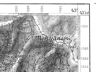 Reduced fragment of topographic map de--aut--075k--16-32--(1909)--N047-30_fE042-30--N047-15_fE043-00