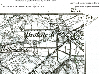 Reduced fragment of topographic map de--kdr--100k--112--(1893)--N054-00_fE027-00--N053-45_fE027-30; towns and cities Elmshorn, Itzehoe