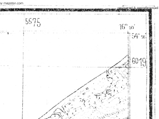 Reduced fragment of topographic map de--mb--025k--17_062--(1936)--N054-18_E016-00--N054-12_E016-10; towns and cities Mielno