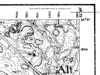 Reduced fragment of topographic map de--mb--025k--20_074--(1932)--N054-00_E018-00--N053-54_E018-10