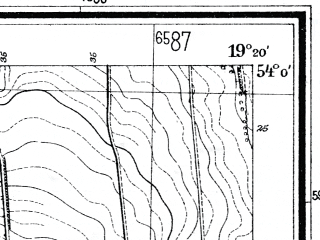 Reduced fragment of topographic map de--mb--025k--20_081--(1938)--N054-00_E019-10--N053-54_E019-20
