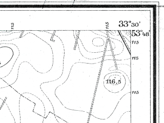 Reduced fragment of topographic map de--mb--025k--22_060--(1890)--N053-48_E015-40--N053-42_E015-50; towns and cities Swidwin