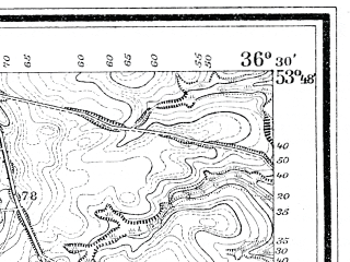 Reduced fragment of topographic map de--mb--025k--22_078--(1913)--N053-48_E018-40--N053-42_E018-50