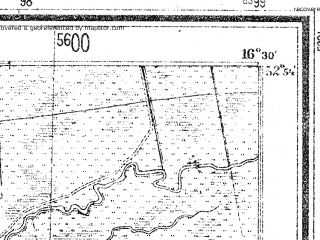 Reduced fragment of topographic map de--mb--025k--31_064--(1940)--N052-54_E016-20--N052-48_E016-30