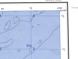 Reduced fragment of topographic map en--ams--250k--nm31-02--(1956)--N052-00_E002-00--N051-00_E004-00 in area of Leopold Kanaal, Veerse Meer; towns and cities Ghent, Brugge, Ostend, Dunkerque, Maldegem