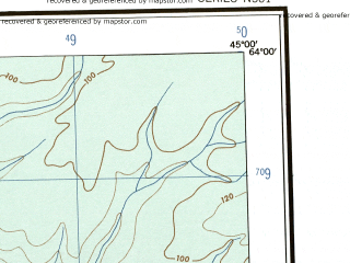Reduced fragment of topographic map en--ams--250k--np37-03--(1956)--N064-00_E042-00--N063-00_E045-00; towns and cities Shudozera, Sylaga, Karpogory