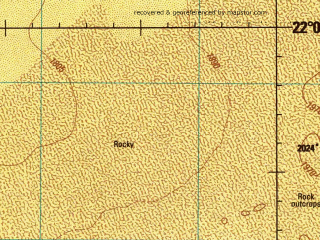 Reduced fragment of topographic map en--jog--250k--nf34-11--(1987)--N022-00_E021-00--N021-00_E022-30