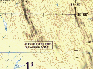 Reduced fragment of topographic map en--jog--250k--nh40-11--(1996)--N030-00_E057-00--N029-00_E058-30; towns and cities Deh Tazeyan, Hoseynabad Bala, Keshit