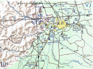 Reduced fragment of topographic map en--onc--001m--g09--(1974)--N040-00_E102-00--N032-00_E116-00 in area of Wei He, Huai He, Jartai Yanchi; towns and cities Xi'an, Taiyuan, Lanzhou, Shijiazhuang, Handan