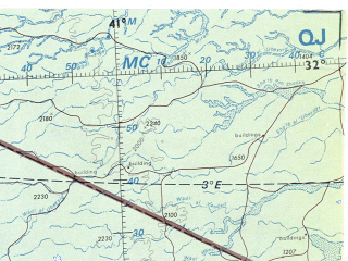 Reduced fragment of topographic map en--onc--001m--h05--(1981)--N032-00_E029-00--N024-00_E041-00 in area of Halig As Suwais, Halig Al-'aqaba, Masabb Dumyat; towns and cities Cairo, Alexandria, Al Jizah, Amman, Jerusalem
