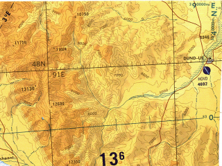 Reduced fragment of topographic map en--tpc--500k--f07-a--(1989)--N048-00_E083-00--N044-00_E091-00 in area of Ulungur Hu, Manas Hu, Jili Hu; towns and cities Zaysan, Qinghe, Akzhar, Nan-tsun, Kao-chi-tun-tai