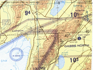 Reduced fragment of topographic map en--tpc--500k--g18-a--(1989)--N040-00_W125-00--N036-00_W118-00 in area of San Francisco Bay, Monterey Bay, Lake Tahoe; towns and cities San Francisco, Oakland, Sacramento, San Jose, Fresno