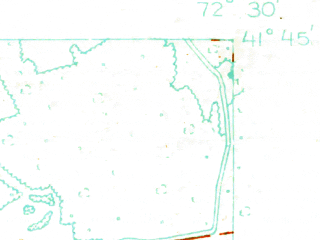 Reduced fragment of topographic map en--usgs--024k--017389--(1928)--N041-45-00_W072-37-30--N041-37-30_W072-30-00; towns and cities Glastonbury Center