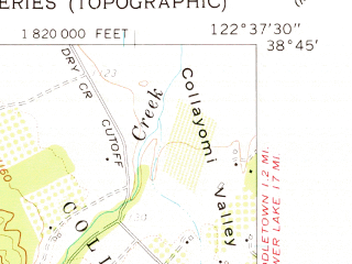 Reduced fragment of topographic map en--usgs--024k--030792--(1959)--N038-45-00_W122-45-00--N038-37-30_W122-37-30