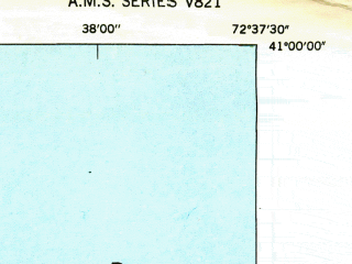 Reduced fragment of topographic map en--usgs--024k--038045--(1947)--N041-00-00_W072-45-00--N040-52-30_W072-37-30; towns and cities Riverhead, Pine Valley