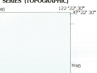 Reduced fragment of topographic map en--usgs--024k--044176--(1961)--N047-22-30_W122-30-00--N047-15-00_W122-22-30; towns and cities Tacoma