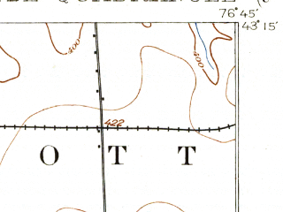 Reduced fragment of topographic map en--usgs--063k--052716--(1902)--N043-15_W077-00--N043-00_W076-45; towns and cities Clyde, Lyons, Wolcott