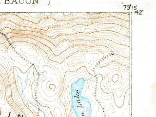 Reduced fragment of topographic map en--usgs--063k--052956--(1892)--N042-00_W073-30--N041-45_W073-15
