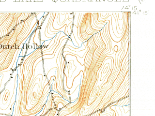 Reduced fragment of topographic map en--usgs--063k--054860--(1910)--N041-15_W074-30--N041-00_W074-15 in area of Wanaque Reservoir, Lake Greenwood; towns and cities West Milford, Pompton Lakes, Ringwood, Bloomingdale, Wanaque
