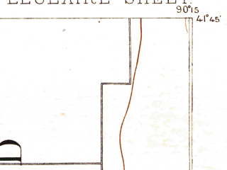 Reduced fragment of topographic map en--usgs--063k--056628--(1893)--N041-45_W090-30--N041-30_W090-15; towns and cities Bettendorf, East Moline, Silvis, Hampton, Le Claire