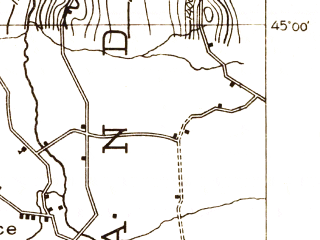 Reduced fragment of topographic map en--usgs--063k--057515--(1919)--N045-00_W072-15--N044-45_W072-00; towns and cities Barton, Derby Center, Newport