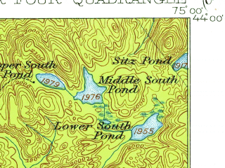 Reduced fragment of topographic map en--usgs--063k--060399--(1912)--N044-00_W075-15--N043-45_W075-00