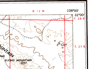 Reduced fragment of topographic map en--usgs--250k--068753--(1955)--N032-00_W110-00--N031-00_W108-00; towns and cities Agua Prieta, Douglas, Bisbee, Pirtleville