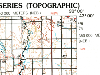 Reduced fragment of topographic map en--usgs--250k--068942--(1989)--N043-00_W100-00--N042-00_W098-00; towns and cities Inman, Orchard, Atkinson