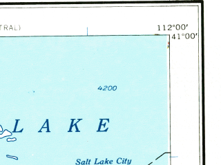 Reduced fragment of topographic map en--usgs--250k--075005--(1955)--N041-00_W114-00--N040-00_W112-00; towns and cities West Valley City, Kearns, Magna, Tooele, Oquirrh