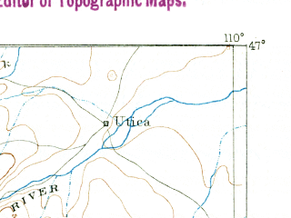 Reduced fragment of topographic map en--usgs--250k--322326--(1886)--N047-00_W111-00--N046-00_W110-00 in area of Lebo Lake, Martinsdale Reservoir; towns and cities White Sulphur Springs, Neihart