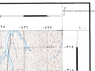 Reduced fragment of topographic map he--rjgc--050k--29-36-m--(1993)--N030-00_E036-00--N029-45_E036-15