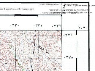 Reduced fragment of topographic map he--rjgc--050k--30-35-e--(1993)--N030-30_E035-00--N030-15_E035-15