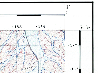 Reduced fragment of topographic map he--rjgc--050k--30-36-l--(1993)--N030-45_E036-45--N030-30_E037-00