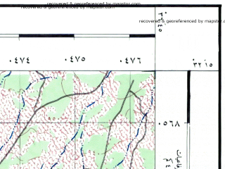 Reduced fragment of topographic map he--rjgc--050k--32-36-c--(1993)--N032-15_E036-30--N032-00_E036-45