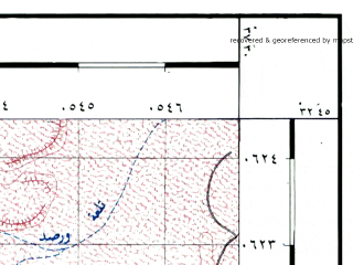 Reduced fragment of topographic map he--rjgc--050k--32-37-j--(1993)--N032-45_E037-15--N032-30_E037-30