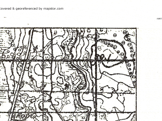 Reduced fragment of topographic map pl--wig--025k--P29S41-D--(1929)--N054-55_E025-20--N054-50_E025-30; towns and cities Nemenchine