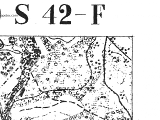 Reduced fragment of topographic map pl--wig--025k--P30S42-F--(1929)--N054-40_E026-10--N054-35_E026-20
