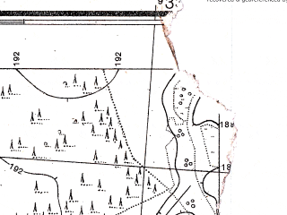 Reduced fragment of topographic map pl--wig--025k--P36S44-A--(1934)--N053-15_E026-50--N053-10_E027-00