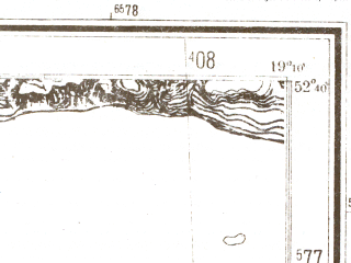 Reduced fragment of topographic map pl--wig--025k--P38S28-E--(1944)--N052-40_E019-00--N052-35_E019-10; towns and cities Wloclawek