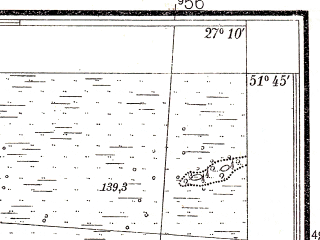 Reduced fragment of topographic map pl--wig--025k--P42S44-B--(1938)--N051-45_E027-00--N051-40_E027-10