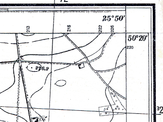 Reduced fragment of topographic map pl--wig--025k--P47S41-I--(1931)--N050-20_E025-40--N050-15_E025-50; towns and cities Smyga