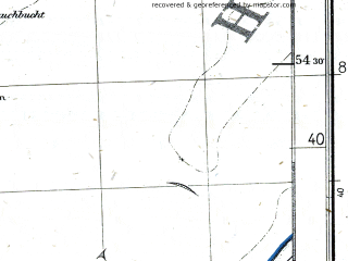 Reduced fragment of topographic map pl--wig--100k--P31S29--(1931)--N054-30_E019-20--N054-15_E019-50; towns and cities Braniewo, Tolkmicko