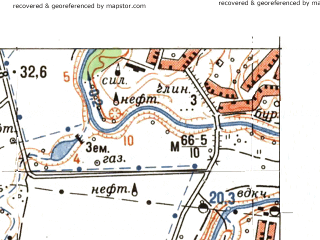 Reduced fragment of topographic map ru--gs--025k--l37-114-4-1--N044-50_E038-45-00--N044-45_E038-52-30; towns and cities Novodmitriyevskaya