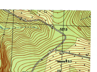 Reduced fragment of topographic map ru--gs--025k--o40-011-1-2--N060-00_E059-07-30--N059-55_E059-15-00