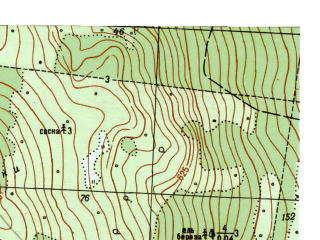Reduced fragment of topographic map ru--gs--025k--o40-096-3-2--N057-30_E059-37-30--N057-25_E059-45-00