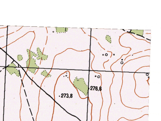 Reduced fragment of topographic map ru--gs--025k--o40-128-4-4--N056-25_E057-52-30--N056-20_E058-00-00