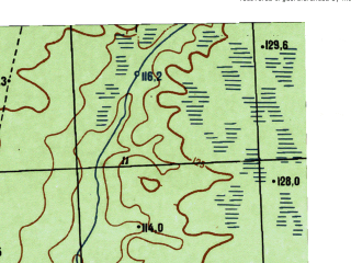 Reduced fragment of topographic map ru--gs--025k--o41-014-2-2--N059-40_E060-52-30--N059-35_E061-00-00