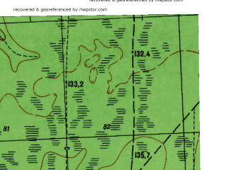 Reduced fragment of topographic map ru--gs--025k--o41-026-4-3--N059-05_E060-45-00--N059-00_E060-52-30